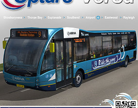 3D model Optare Versa Ride The Wave