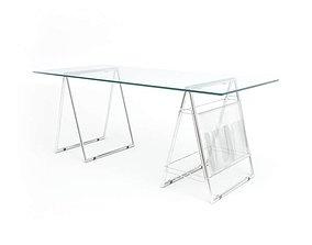 3D Casmania Clear Plexiglass Table