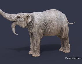3D model Extinct animals pack version 11