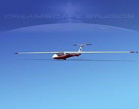 3D asset SZD-36 Cobra Glider V05