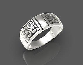 printable Ring 3d print model