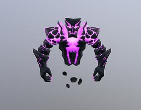 Shadow Spirit Elemental 3D model