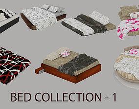 3D BED - 7 MODELS