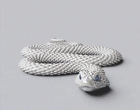 animal Snake 3D