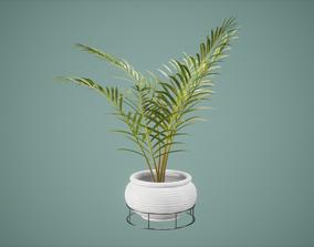 Decor Pot Low Poly Game Ready 3D asset