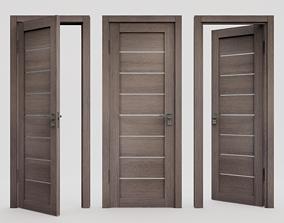 3D model VR / AR ready Interior door