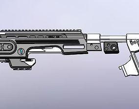 roni Glock Conversion Kit 3D printable model