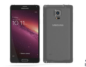 Samsung Galaxy Note 4 - Element 3D