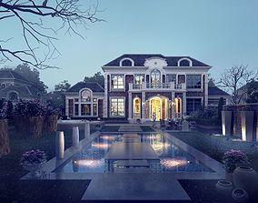 building 3d Villa 035