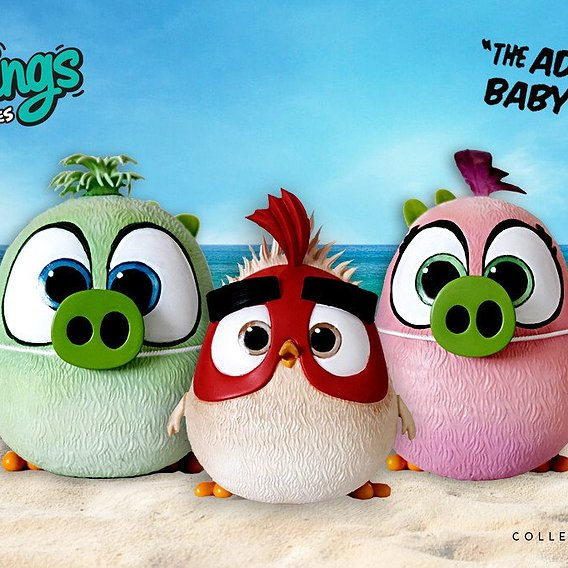 Hatchlings Angry Birds Movie 02