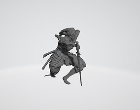 Yoshimitsu Tekken 7 King of Iron Fist 3D printable model 1