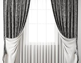 3D Curtain 142