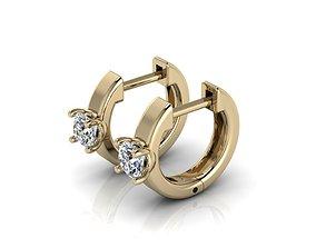 3D print model Jewelry Earrings 4mm round