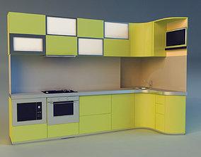 furniture regions Kitchen 3D model