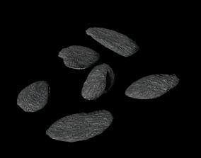 Garden Rocks 3D model