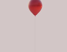 3D asset Balloon