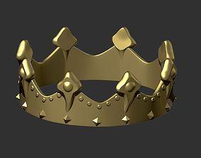 Queen Ring 3D print model
