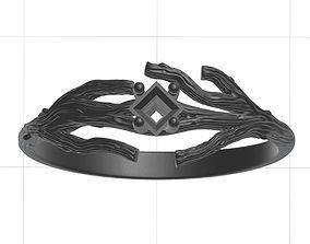 3D print model Anillo Rama