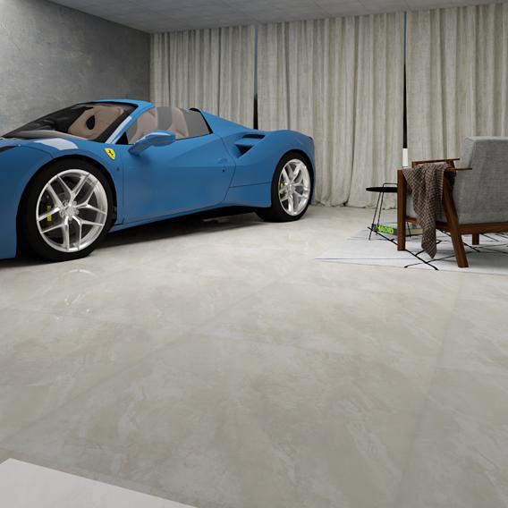 Modern GARAGE 3d model