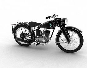 3D model DKW RT125 1950