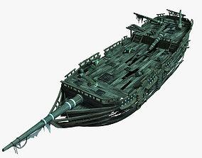 3D Shipwreck 02