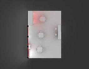 3D model Elte Exhibition Design