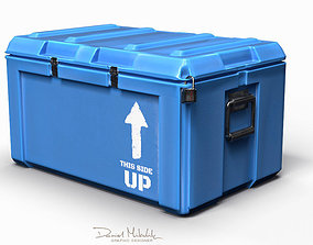 Equipment Case LOOT - PBR 3D model