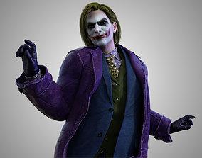 Joker - Heath Ledger 3D