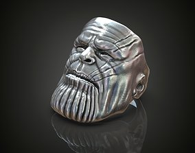 Thanos warlord ring comics avengers 3D print model