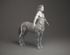 Centaur - Highpoly Sculpture 3D model