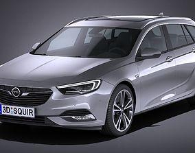 Opel Insignia Sports Tourer 2017 3D