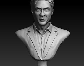 Shahrukh Khan Celebrity Actor 3D printable model