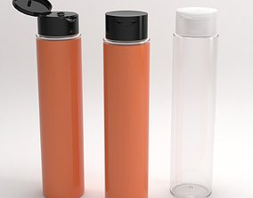 3D shampoo bottle type2