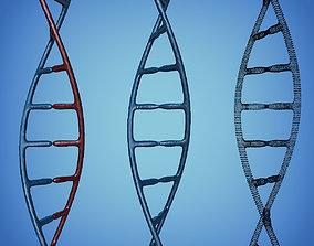 realtime 3D DNA model