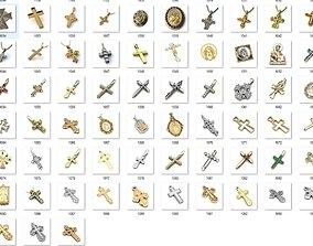 Bulk Pendants-0007-3dm with stones-63 Files pendants