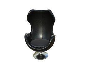 3D model Armchair 10