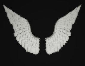 Angel Wings 3D print model