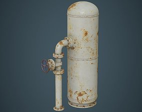 3D asset Indoor Gas Storage 1B