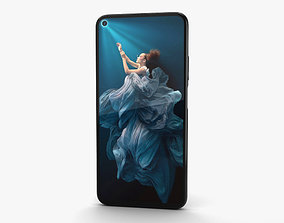 3D Honor 20 Midnight Black