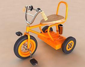 Little Bicycle 3D model