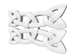 Celtic Knot 2 3D model