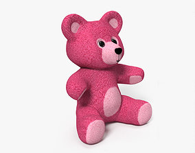 Teddy Bear - Plush 3D asset