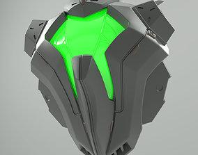 Viper Backpack Valorant 3D print model