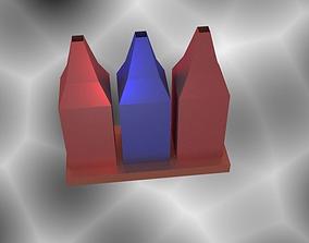 3D printable model Vase set