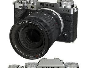 3D model Fujifilm X-T4 Camera