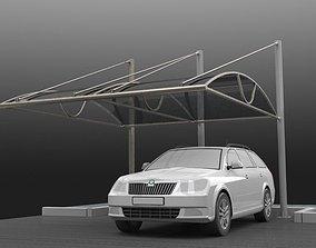3D Carport