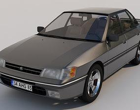 Subaru Legacy 1991 3D model