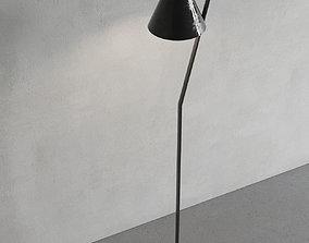 Lampadaire La Petite Floor Lamp 3D model