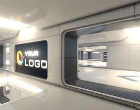 3D Showroom Level Kit Vol 4 VR / AR ready