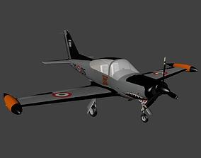 SIAI Marchetti SF 260 3D model